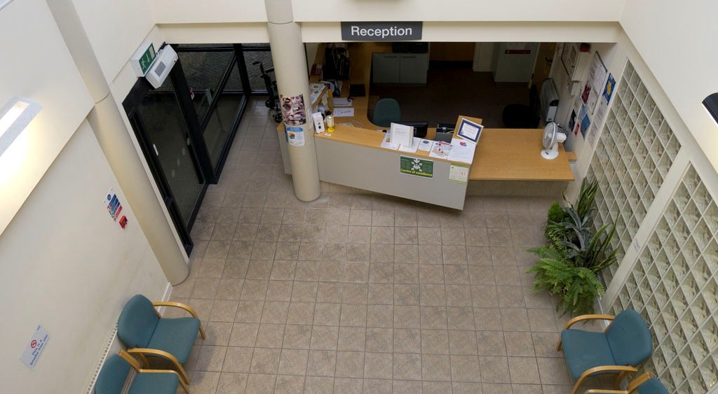 Reception Area Alarm Systems