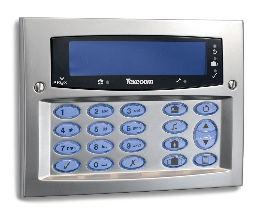 Texecom Intruder Detection & Alarm Systems Isle of Wight
