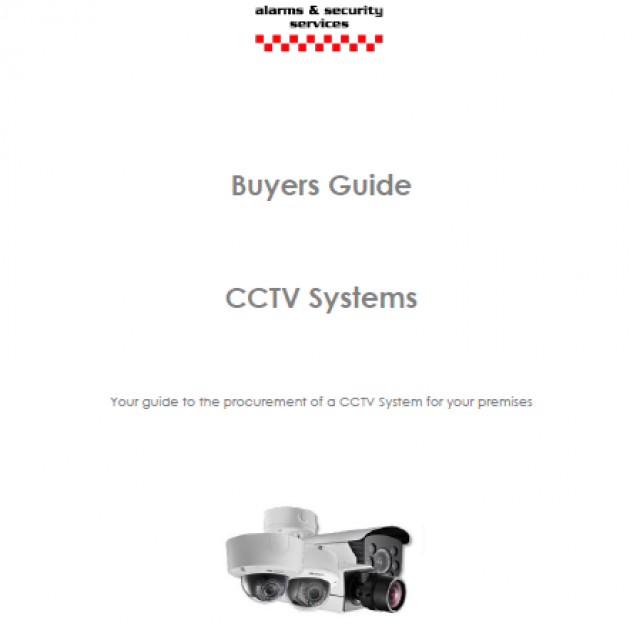 CCTV Buyers Guide