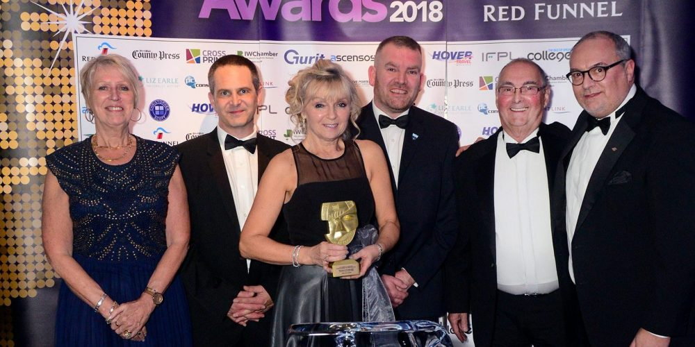 Lifeline Scoop 'Employer of the Year' Award
