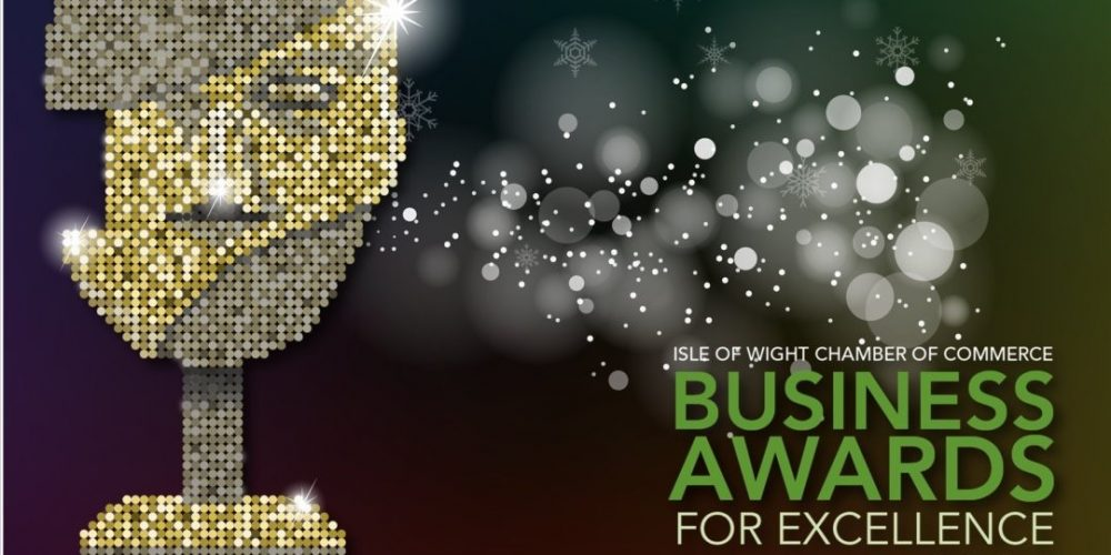 Lifeline Finalists at IW Chamber of Commerce Business Awards 2016