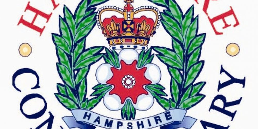 """Hampshire Police say """"Find a New Alarm Company"""""""