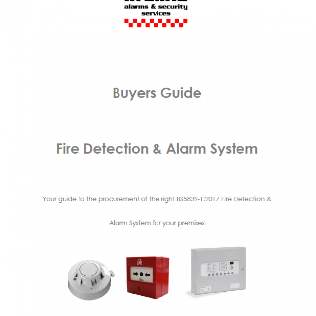 Fire Alarms Buyers Guide
